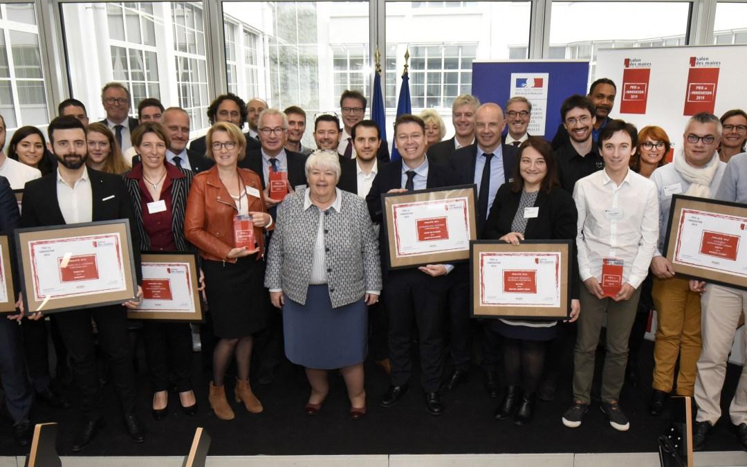 Avant de Cliquer finaliste du prix de l'innovation du Salon des Maires et des Collectivités Locales 2019