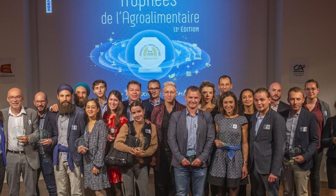 Avant de Cliquer vainqueur de deux Trophées de l'agroalimentaire 2020