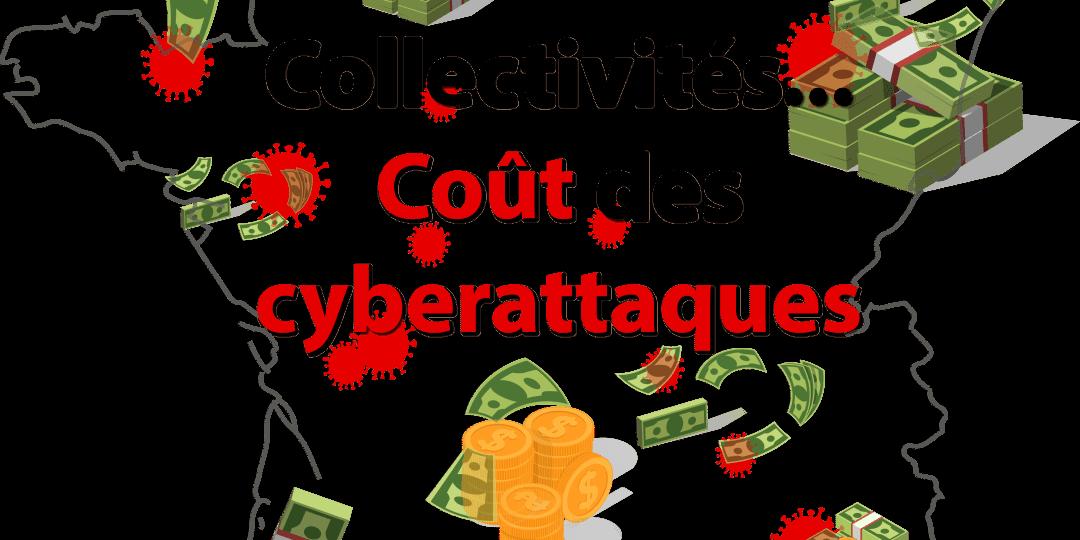 Coûts des cyberattaques dans les collectivités