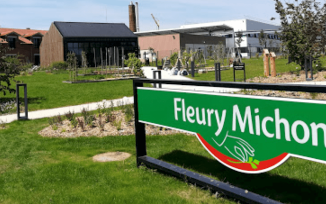 Cyberattaque chez Fleury-Michon