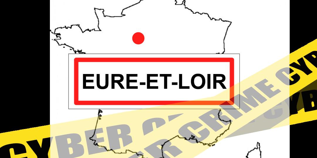 Cyberattaque du Conseil Départemental d'Eure-et-Loir