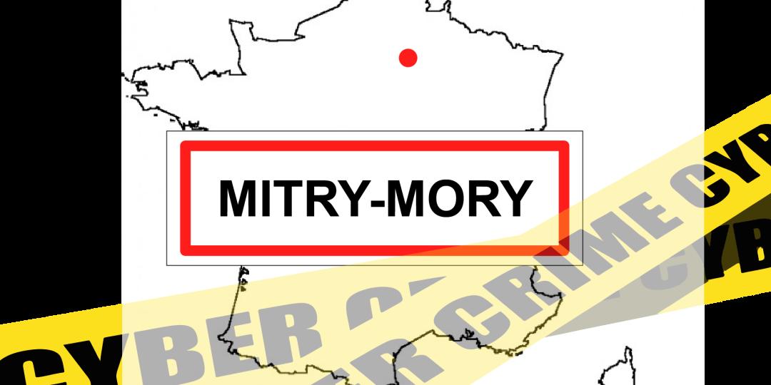 Cyberattaque à la mairie de Mitry-Mory