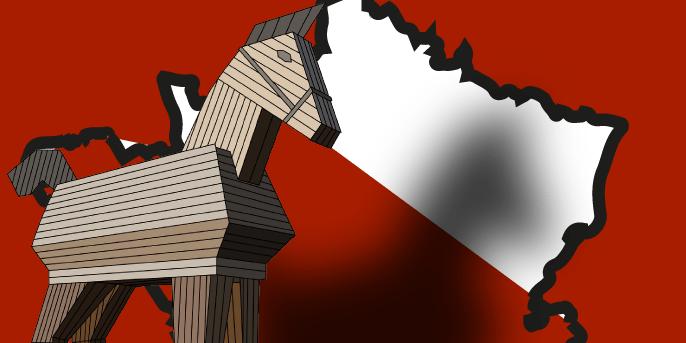 Le cheval de Troie Emotet à l'assaut des collectivités et entreprises